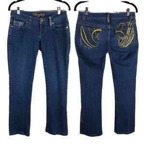 Coogi Embroidered Pockets Jeans Size 5/6
